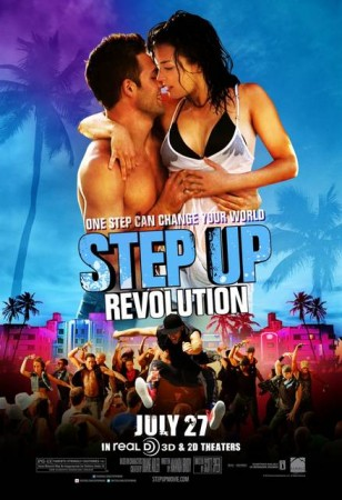 step up 4 locandina